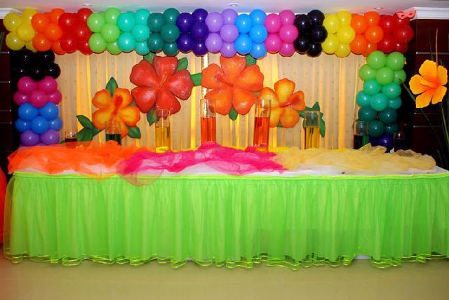 Cursos de decoracion de fiestas estilos originales - Adornos fiesta de cumpleanos ...
