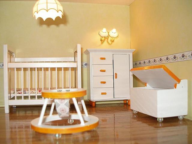 Decoraci n cuartos de bebes - Habitaciones ninos decoracion ...