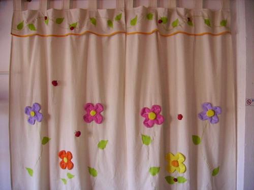 Decoraci n de cortinas for Cortinas para decorar