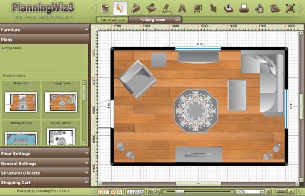 Decoraci n de interiores online for Programas de decoracion online