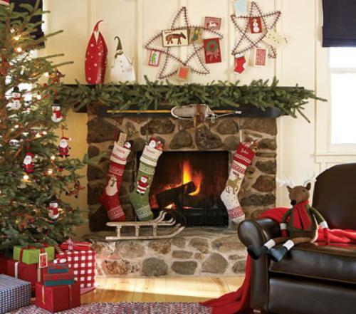 Decoraci n de navidad - Decoracion casa en navidad ...