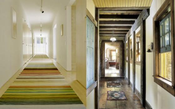 Decoraci n de pasillos largos - Lo ultimo en decoracion de paredes ...