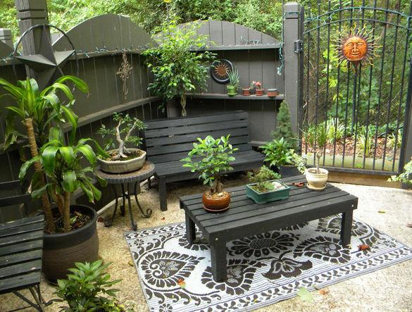 Decoraci n de patios - Decoracion de patios ...