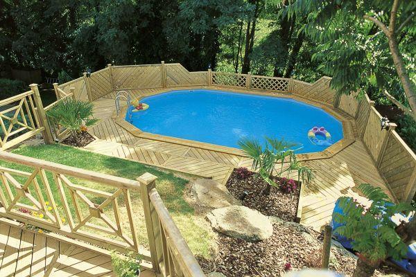 Decoraci n de piscinas for Decoracion para albercas