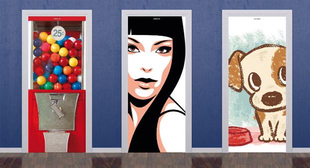 Decoraci n de puertas de interior - Decoracion puertas interior ...