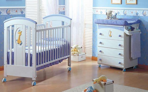 Decoraci n habitaciones de bebe - Habitaciones bebes ninos ...