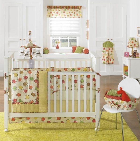 Decoracion cuarto de bebe for Recamaras infantiles economicas