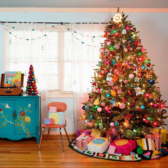 Decoracion de arboles de navidad - Decoracion de arboles navidenos para ninos ...