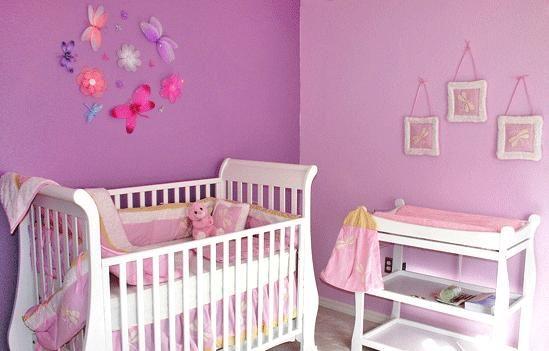 Decoracion de bebe for Adornos para pieza de bebe