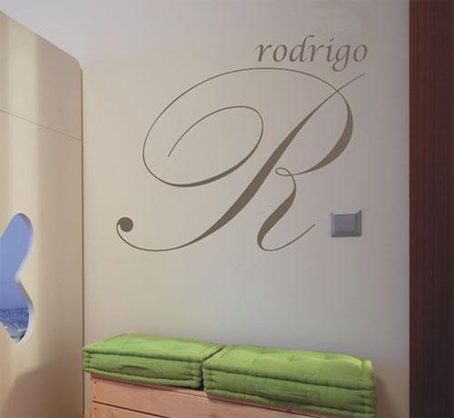 Decoracion de cuarto de bebe for Pegatinas para habitacion bebe