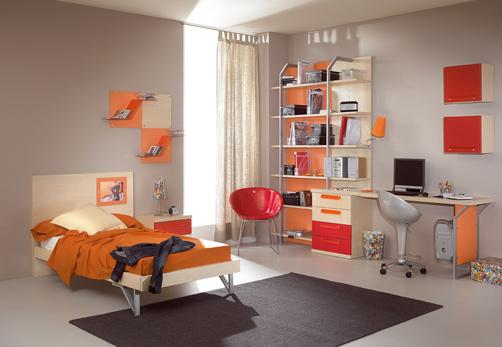 Decoracion de dormitorios juveniles - Decoracion de paredes dormitorios juveniles ...