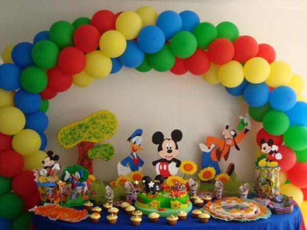 Decoracion de fiesta infantil - Decoracion fiesta de cumpleanos infantil ...