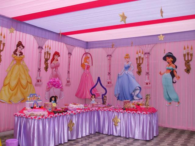Que Es Decoracion De Eventos ~ Decoracion de fiestas infantiles de princesas