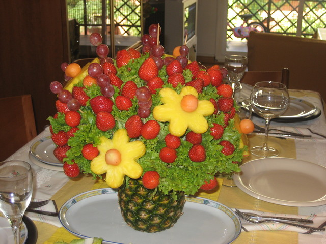 Decorar frutas imagui for Como secar frutas para decoracion