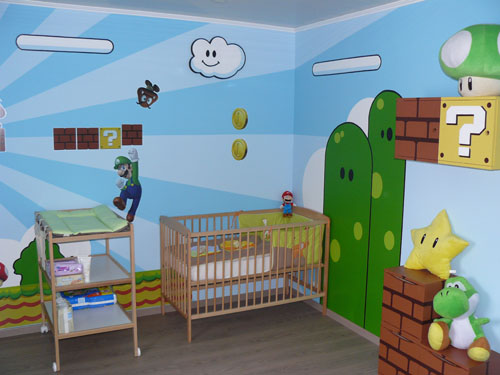 Decoracion de habitaciones de bebe - Decoracion para bebes habitaciones ...