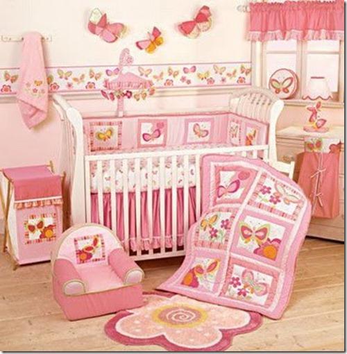 Decoracion de habitaciones de bebes - Fotos de habitaciones para bebes ...