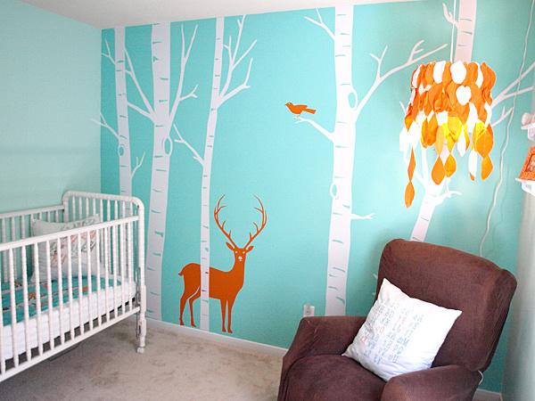 Decoracion de habitaciones para bebes - Habitaciones de bebes decoracion ...