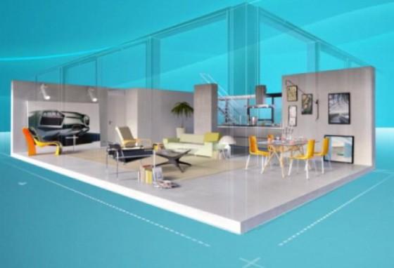 Decorando una sala de estudio for Software decoracion interiores 3d