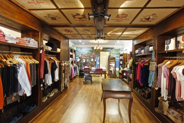 Decoracion de negocios estilos originales for Decoracion de negocios de ropa