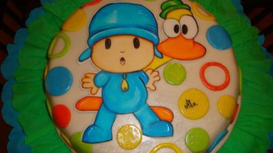 Decoracion de tortas infantiles for Decoracion tartas infantiles