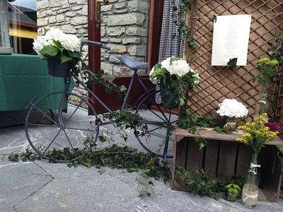 Decoraci n de patios rusticos for Decoracion jardines exteriores rusticos