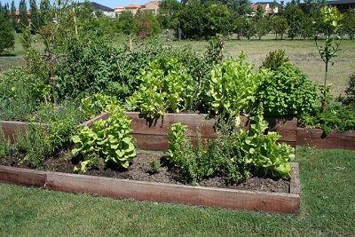 Decoraci n de patios rusticos - Fotos de jardines rusticos ...