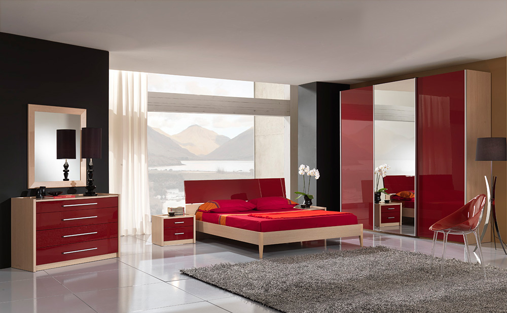 Decoracion de dormitorios fotos for Dormitorios a medida