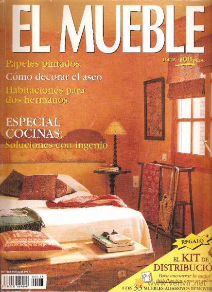 El mueble revista de decoraci n - El mueble es ...