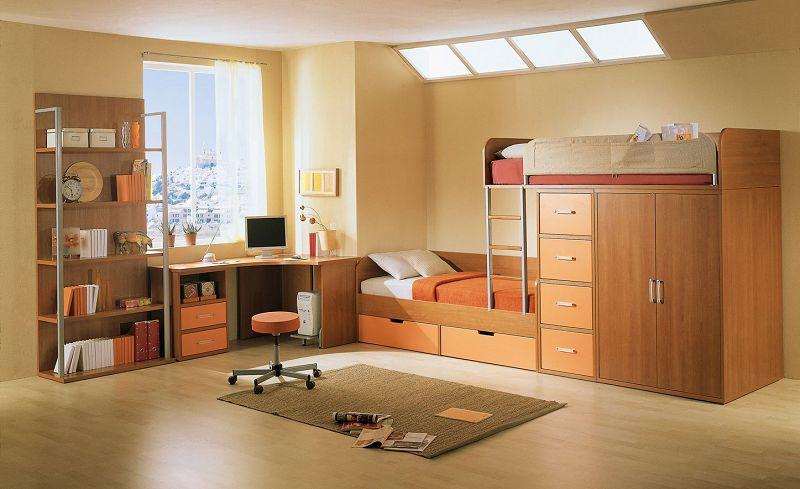 Decoraci n de dormitorios para ni os - Fotos dormitorios juveniles ...