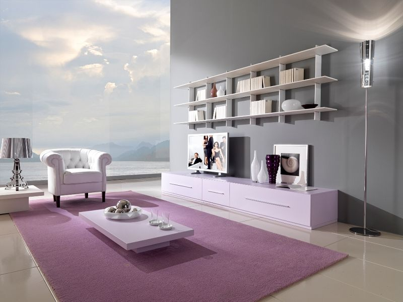 Decoracion de apartamentos for Lila home designs