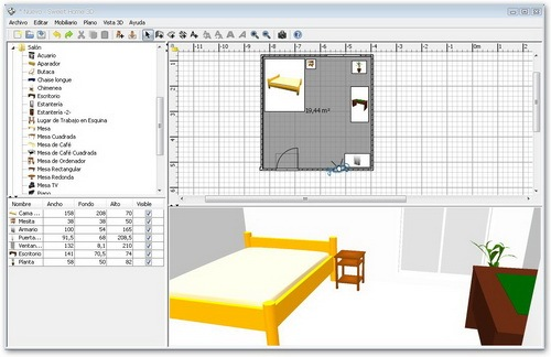 Programa de decoraci n de interiores gratis for Programa para decoracion de interiores