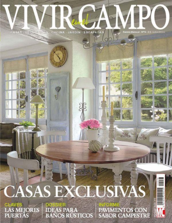 Revista de decoraci n for Cosas de casa revista decoracion