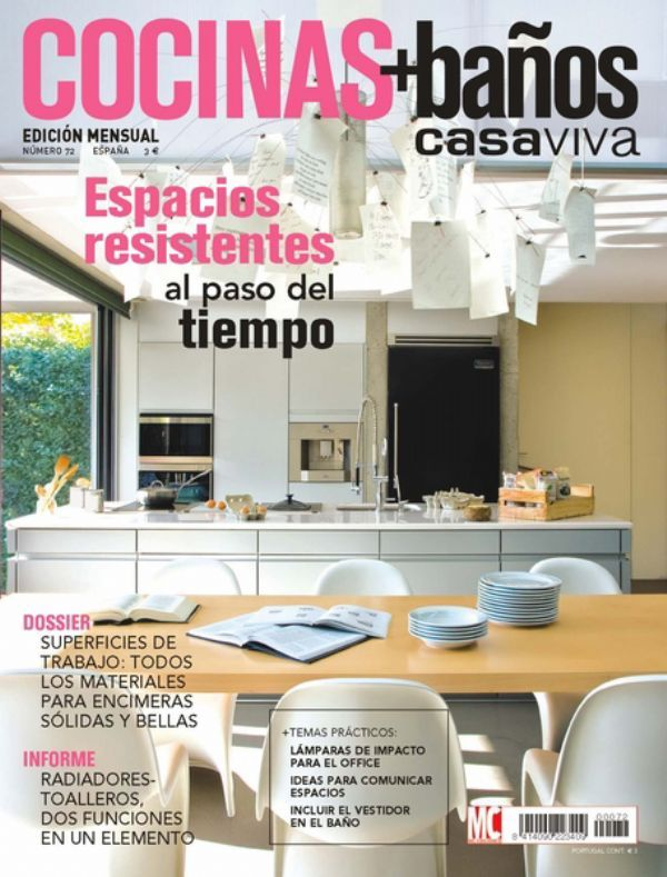 Revistas de decoraci n de cocinas for Articulos para decorar interiores