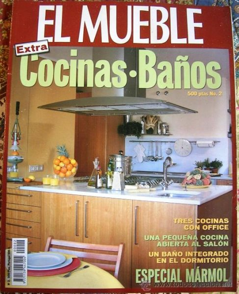 revistas de decoracion de ba os