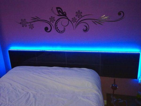 Iluminaci n led para decoraci n de dormitorios - Iluminacion dormitorios modernos ...